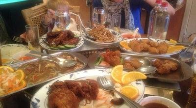 Photo of Chinese Restaurant Restaurant Hong Kong at Ronse, Belgium