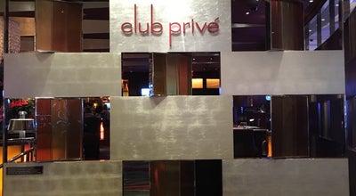 Photo of Cocktail Bar Club Prive Bellagio at 3600 Las Vegas Blvd S, Las Vegas, NV 89109, United States