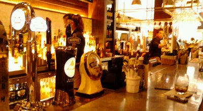 Photo of Pub Huxleys Bar & Kitchen at At Terminal 5, Heathrow TW6 2GA, United Kingdom