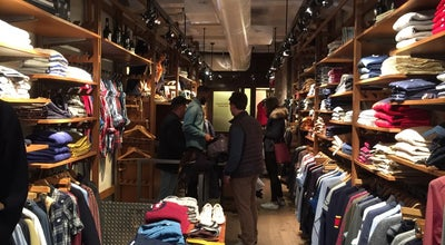 Photo of Boutique Gant at 215 W 10th St, New York, NY 10014, United States