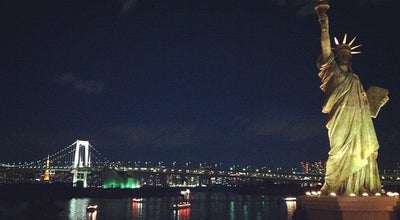 Photo of Monument / Landmark 自由の女神像 (Odaiba Statue Of Liberty) at 台場1-4-1, 港区 135-0091, Japan