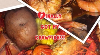 Photo of Cajun / Creole Restaurant Crabby Crawfish at 2210 Allen Genoa Rd, Houston, TX 77017, United States