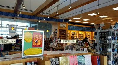 Photo of Bookstore Hudson Booksellers SEA-TAC Term A A6 at Sea Tac International Airport Terminal A, Seattle, WA 98188, United States