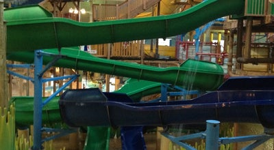 Photo of Water Park Breaker Bay Water Park at 725 Blue Harbor Dr, Sheboygan, WI 53081, United States