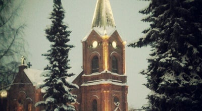Photo of Park Kirkkopuisto at Kauppakatu 19, Jyväskylä 40100, Finland