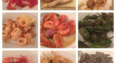 Photo of Seafood Restaurant Passadis del Pep at Pla Del Palau, 2, Barcelona 08003, Spain