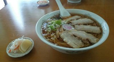 Photo of Diner 食堂 かど屋 at 経壇1-5, 喜多方市 966-0892, Japan