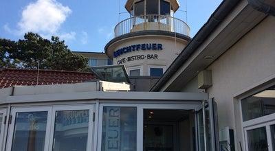 Photo of Cafe Leuchtfeuer at Duhner Strandstr. 35, Cuxhaven 27476, Germany
