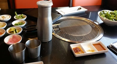 Photo of Korean Restaurant Mr BBQ at 305 N State College Blvd, Fullerton, CA 92831, United States