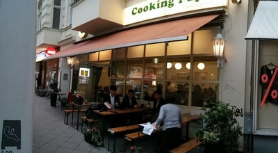 Photo of Korean Restaurant Cooking Papa at Wilmersdorfer Str. 72, Berlin 10629, Germany