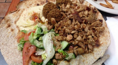 Photo of Falafel Restaurant Layla's Falafel at 936 High Ridge Rd, Stamford, CT 06905, United States