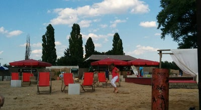 Photo of Beer Garden Cologne Beach at Cologne, Germany