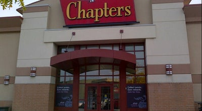 Photo of Bookstore Chapters at 189 Rathburn Rd W, Mississauga, ON L5B 4C1, Canada