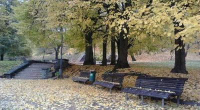 Photo of Park Pirogovi park at Ülikooli, Tartu 51003, Estonia