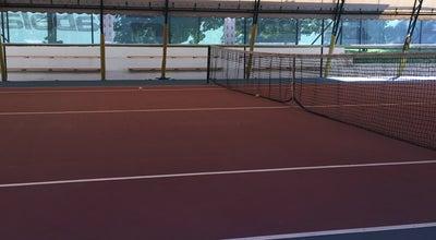 Photo of Tennis Court Türkiye İş Bankası Tenis Klübü at Çamlıca Tesisleri, İstanbul, Turkey