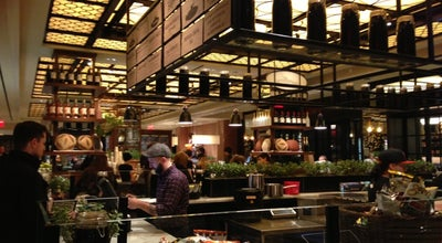 Photo of Food Court Todd English Food Hall at 1 W 59th St, New York, NY 10019, United States