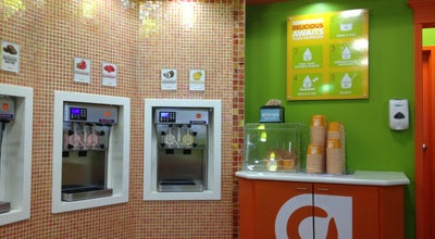 Photo of Dessert Shop Orange Leaf at 6606 Seawall Blvd, Galveston, TX 77551, United States