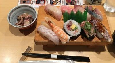 Photo of Sushi Restaurant 寿し若 at 西区井口明神3-8-16, 広島市 733-0841, Japan