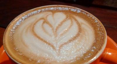 Photo of Coffee Shop Krema Koffie at Jl. Rajawali, Indonesia