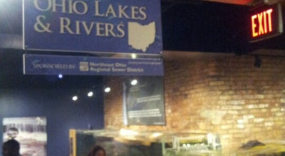 Photo of Aquarium Greater Cleveland Aquarium at 2000 Sycamore St, Cleveland, OH 44113, United States
