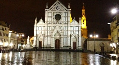 Photo of Church Basilica di Santa Croce at Piazza Santa Croce, Firenze 50122, Italy