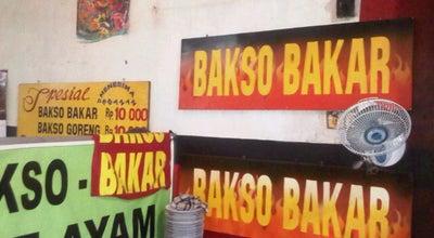 Photo of Dumpling Restaurant Special Bakso Bakar Central at Wonosobo, Indonesia