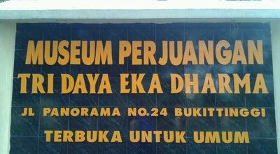 Photo of History Museum MUSEUM PERJUANGAN TRI DAYA EKA DHARMA at Panorama, Bukittinggi, Indonesia