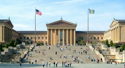 Photo of Art Museum Philadelphia Museum of Art at 2600 Benjamin Franklin Pkwy, Philadelphia, PA 19130, United States
