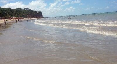 Photo of Beach Praia do Seixas at Praia Do Seixas, João Pessoa, Brazil