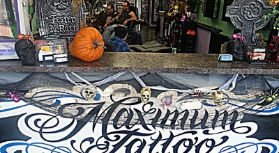 Photo of Art Gallery Maximum Tattoo at 20594 Milwaukee Ave, Deerfield, IL 60015, United States