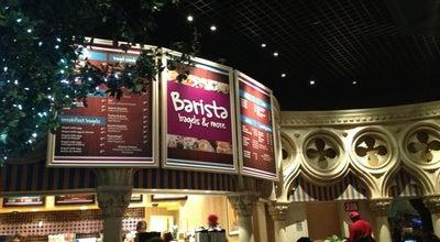 Photo of Bagel Shop Barista Bagels & More at 2880 Las Vegas Blvd S, Las Vegas, NV 89109, United States
