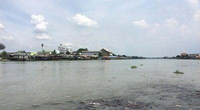 Photo of Temple วังปลา at ท่าน้ำวัดหงษ์ปทุมาวาส, Bang Prok 12000, Thailand