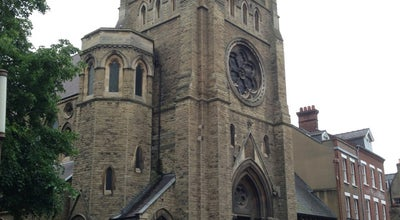 Photo of Church Emmanuel United Reform Church at Trumpington St., Cambridge CB2 1RR, United Kingdom