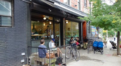 Photo of Coffee Shop Ninth Street Espresso at 700 E 9th St, New York, NY 10009, United States