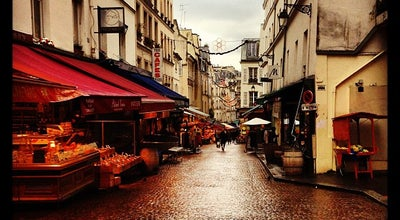 Photo of Road Rue Mouffetard at Rue Mouffetard, Paris 75005, France