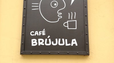 Photo of Coffee Shop Café Brújula at Macedonio Alcalá 104, Oaxaca 68000, Mexico