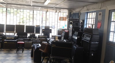 Photo of Music Store Sherwood's Music at 180 Patton Ave, Asheville, NC 28801, United States