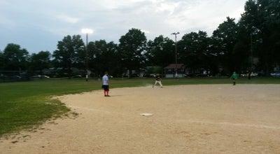 Photo of Baseball Field Memorial Park at Medford, MA 02155, United States