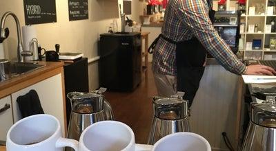 Photo of Coffee Shop Lexington Coffee Roasters Tasting Room at 7 N Main St, Lexington, VA 24450, United States