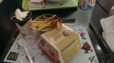 Photo of Fast Food Restaurant McDonald's at C. C. Fórum Barreiro, Barreiro 2830-364, Portugal