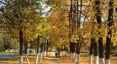 Photo of Park Студенческий сквер at Ул. К. Иванова, Чебоксары, Russia