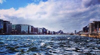 Photo of River The River Liffey at Abhainn Na Life, Dublin 1, Ireland