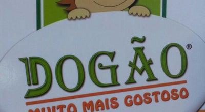 Photo of Burger Joint Dogão at Avenida Dr Luís Pires Chaves, 376 Sala Térreo, Teresina, PI 64020-480, Brazil