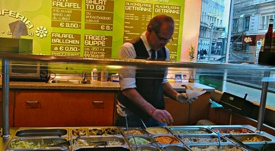 Photo of Falafel Restaurant Pita BOX at Taborstr. 38, Wien 1020, Austria