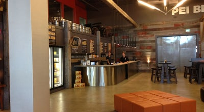 Photo of Brewery PEI Brewing Company at 96 Kensington Rd, Charlottetown, PE C1A 5J4, Canada