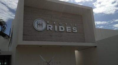 Photo of Racetrack Exotic Rides México at Carretera Cancún-aeropuerto Km. 7.5, Cancún 77500, Mexico