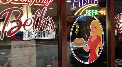 Photo of American Restaurant Beth's Burger Bar at 24 E Washington St, Orlando, FL 32801, United States