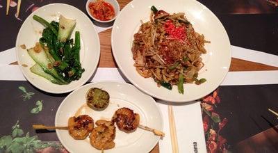 Photo of Asian Restaurant Wagamama at Aylesbury HP20 1UR, United Kingdom
