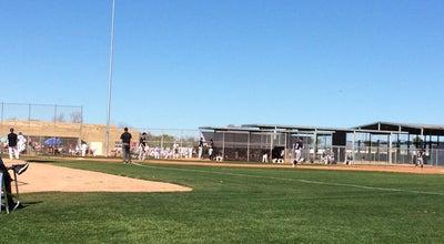 Photo of Baseball Field Gene Autry Park at 4125 E Mckellips Rd, Mesa, AZ 85215, United States