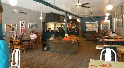 Photo of Coffee Shop Monks Coffee Shop at 233 Cypress St, Abilene, TX 79601, United States